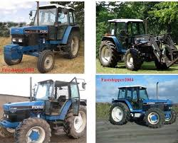 ford new holland 40 series tractors 5640 6640 7740 7840 8240 8340