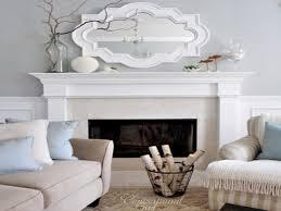 small rectangular mirrors fireplace mantel mirrors mirrors above