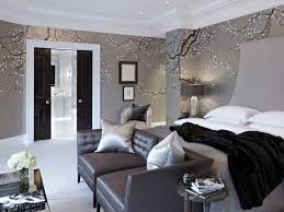 Interior Design Living Room Wallpaper 50 Floral Wallpaper And Mural Ideas