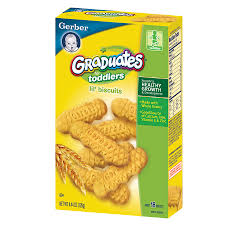 graduates snacks gerber graduates for 10 months biter biscuits walgreens