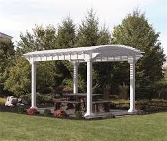 wood naturally inc pergolas