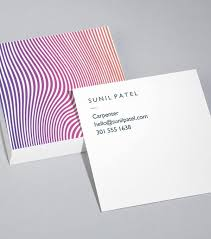 Business Card Logos And Designs Best 25 Square Business Cards Ideas On Pinterest Business Cards