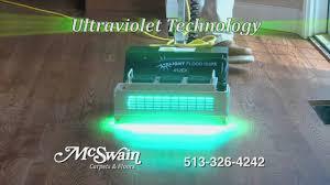 mcswain carpets floors hardwood refinishing with uv cure