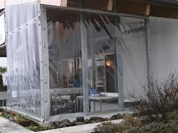 terrasse transparente bâches auvents terrasses fabrication sur mesure 40 landes 64