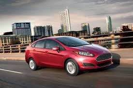 2017 ford fiesta sedan u0026 hatchback starting at 13 660 msrp