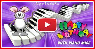 happy birthday singing cards cake candles singing the happy birthday song happy
