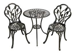 Aluminum Bistro Table And Chairs Aluminum Outdoor Furniture Store