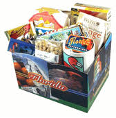 themed gifts florida gifts gift baskets food souvenirs travel books