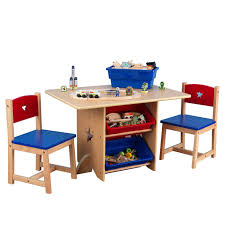 childrens table and chair set with storage 55 kidkraft star table and chair set kidkraft unfinished chair kids