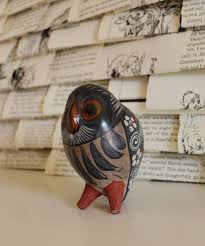 Art Student Owl Meme - vintage clay owl from mexico clay owl owl and clay