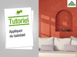 Tadelakt Salle De Bain by Comment Appliquer Du Tadelakt Youtube