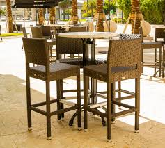 Grosfillex Fence by Outdoor Bar Stools Resort U0026 Restaurant Seating Resort Contract