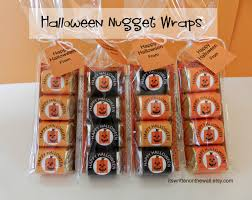 it u0027s written on the wall 54 halloween hershey nugget wraps so