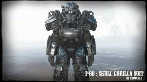 motocross madness skull locations t 60 skull gorilla suit standalone at fallout 4 nexus mods and