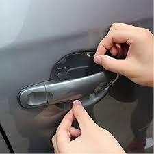 porta per auto pellicola protettiva antigraffio per maniglia della porta per auto