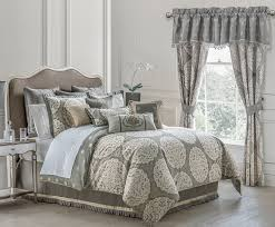 Luxury Bedding by Darcy Pewter By Waterford Luxury Bedding Beddingsuperstore Com