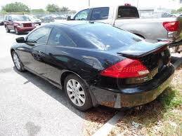 2006 black honda accord coupe honda accord 2 door in orlando fl for sale used cars on