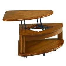 furniture enticing quarter lift top coffee table design with
