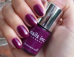beauty u0026 le chic nails inc st martin u0027s lane perfect autumnal