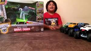 monster truck grave digger games big giant grave digger monster jam truck youtube