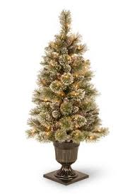 8ft tiffany fir feel real artificial christmas tree beautiful