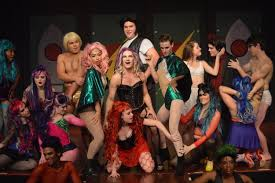 review the rocky horror show the alabamian
