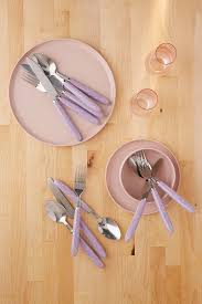 Flatware Sets by 12 Piece Splattered Flatware Set Urban Outfitters