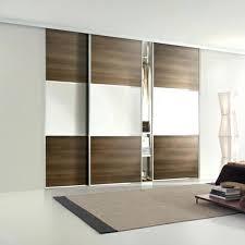 porte coulissante chambre froide decoration porte de placard 4 l armoire avec porte coulissante