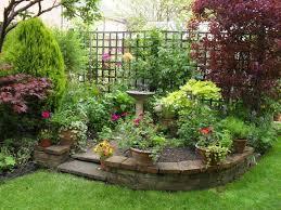 alluring garden design in backyard the work of art latest flower