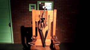Tennessee Electric Chair Electric Chair Huntsville Texas Youtube
