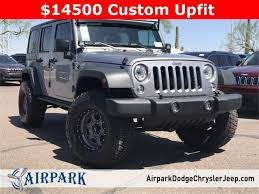 jeep grand cherokee mudding jeep upfits near phoenix az jeep lift kits for sale