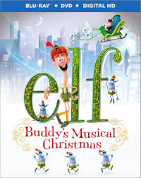 christmas list dvd buddy s musical christmas dvd release date