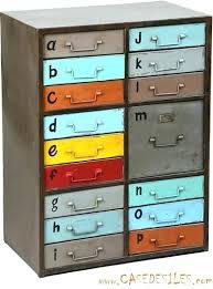 meuble rangement bureau pas cher colonne rangement bureau casier pour meuble tours de rangement