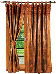 Western Curtain Rod Holders by Stylish Decor Rustic Curtainshome Design Styling
