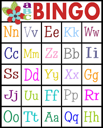 Halloween Bingo Free Printable Cards by Sassy Sanctuary Abc U0027s Bingo Free Printable
