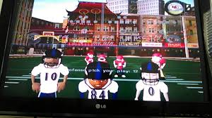 backyard football 2009 game winning touchdown youtube
