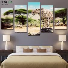online get cheap cheetah wall art aliexpress com alibaba group