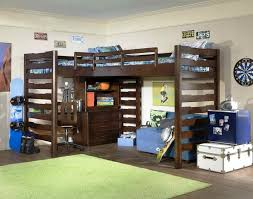 Adult Loft Bed Gorgeous Adult Loft Bed Craftsman Spaces Beautiful - Queen size bunk beds ikea