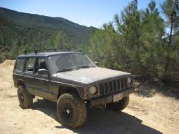 jeep bandit stock round headlights jeep cherokee forum