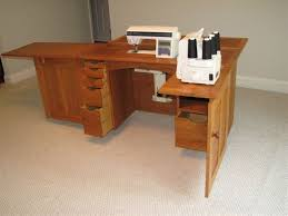 solid wood sewing machine cabinets boat bookshelf instructions rockler sewing cabinet plans fine