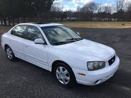 2002 hyundai elantra 2002 hyundai elantra gls 4dr sedan in morganville nj auto