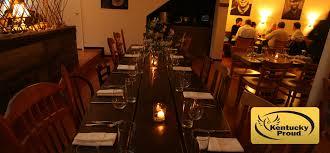 Farm Table Restaurant Best Restaurants In Louisville Ky Harvest Restaurant 502 384 9090