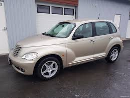 chrysler pt cruiser 2 4 touring 5d autostick 161 tkm station