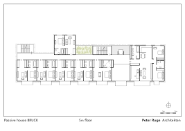 Passive House Floor Plans Gallery Of Passive House