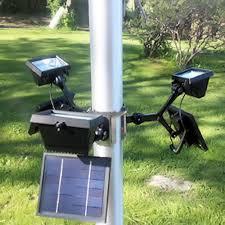 Solar Spot Lights Outdoor Commercial Solar Flood Light Flagpole Light Greenlytes