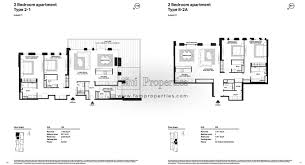 floor plans bluewaters residences jumeirah beach residence by meraas