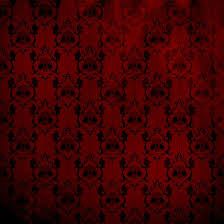 halloween red background halloween damask by abigaillarson on deviantart