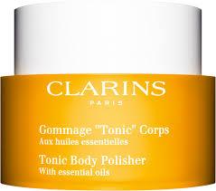 clarins tonic body polisher
