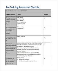 36 printable checklist templates free u0026 premium templates