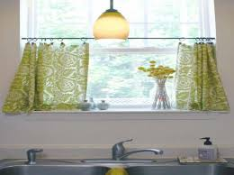 Curtains On Bay Window Kitchen Curtain Ideas For Bay Window